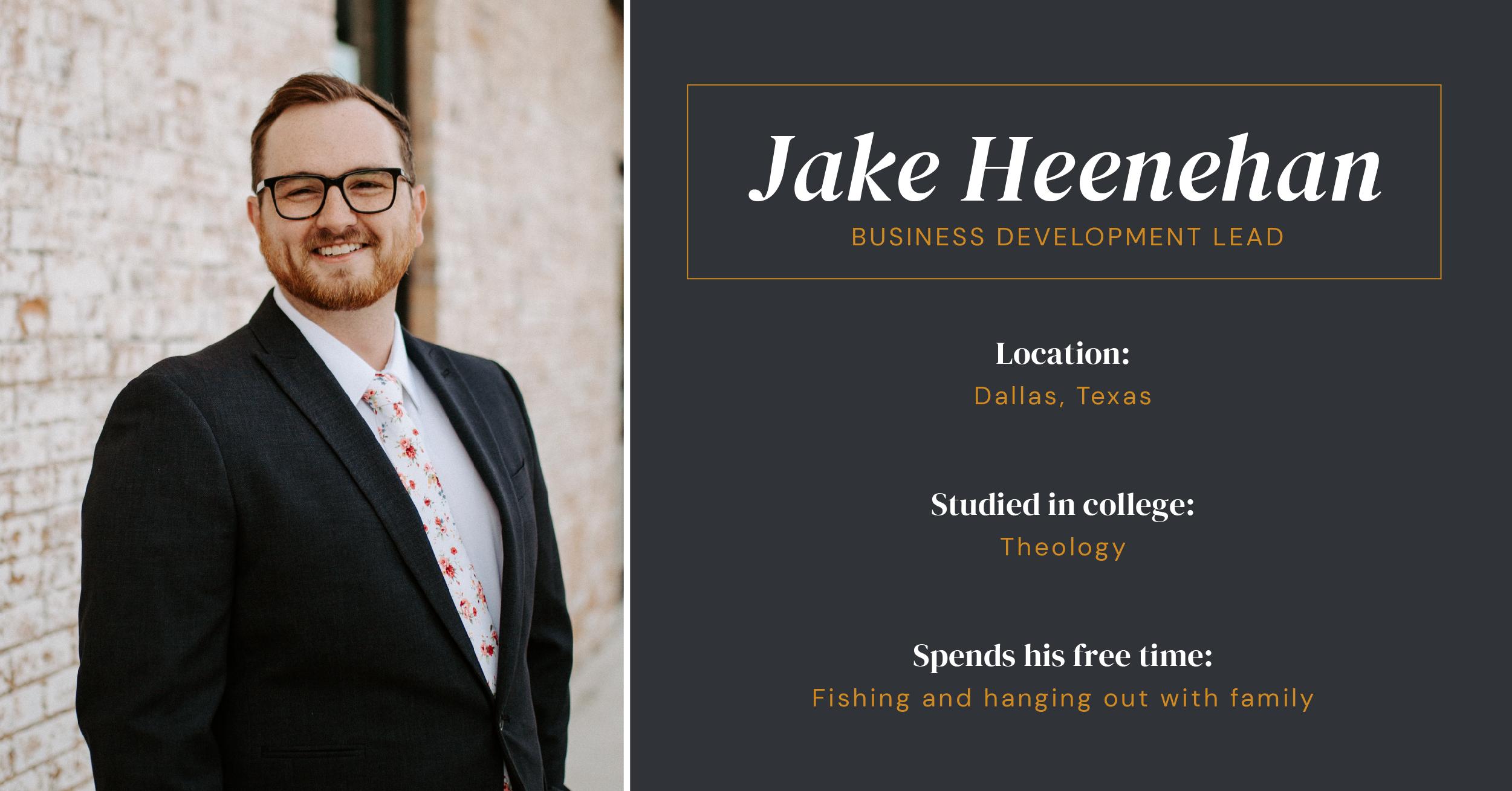Jake Heenehan