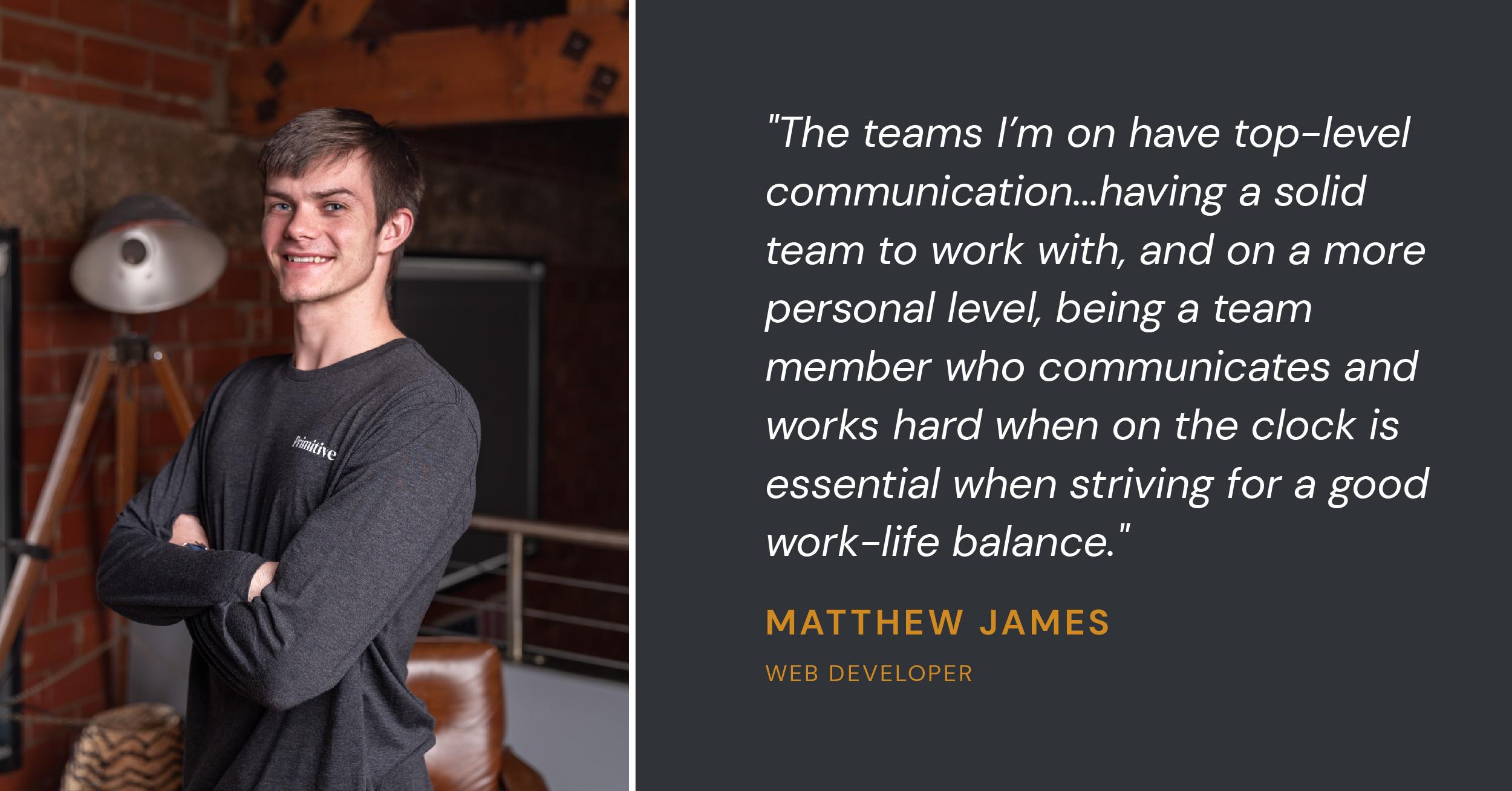 Matthew-James-Web-Developer
