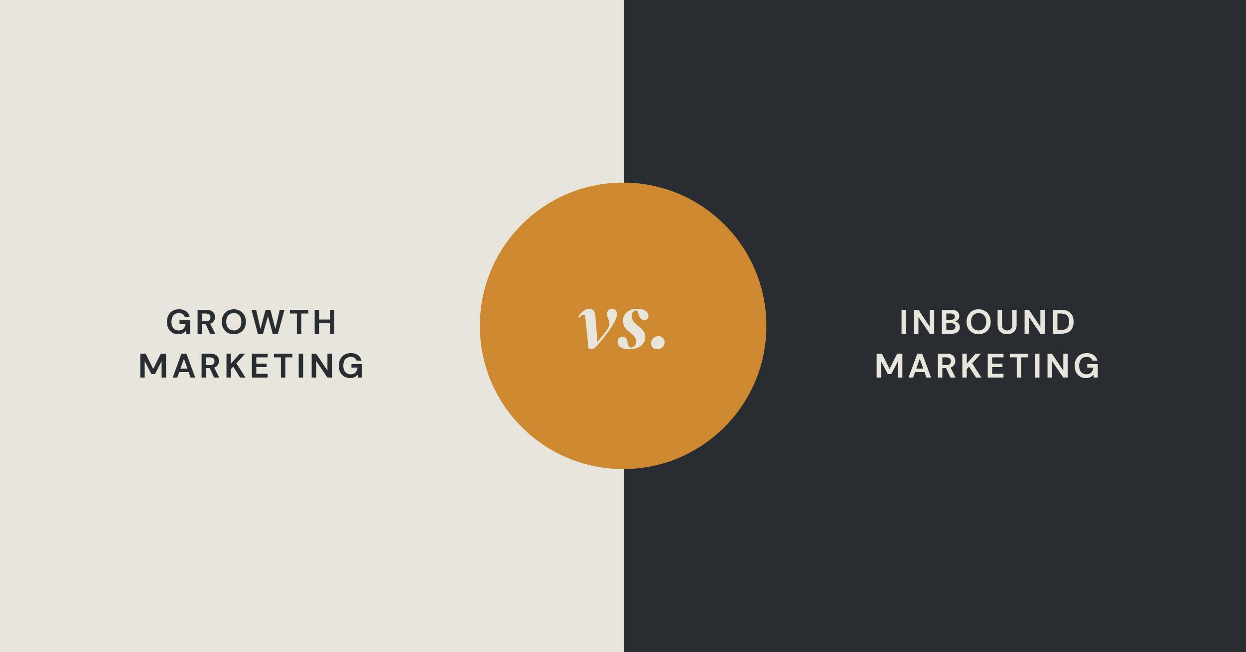 growth vs inbound marketing
