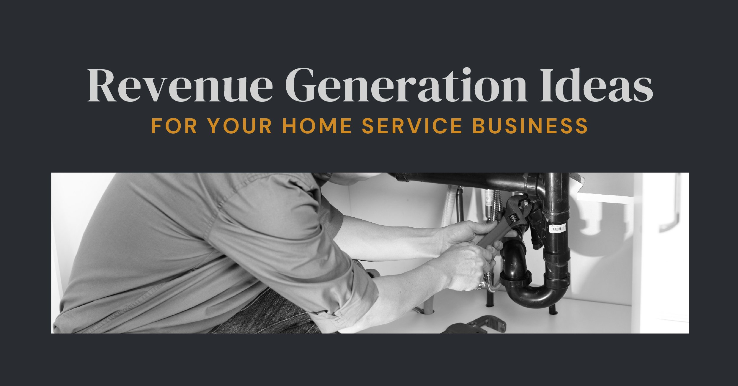 revgen ideas for home service
