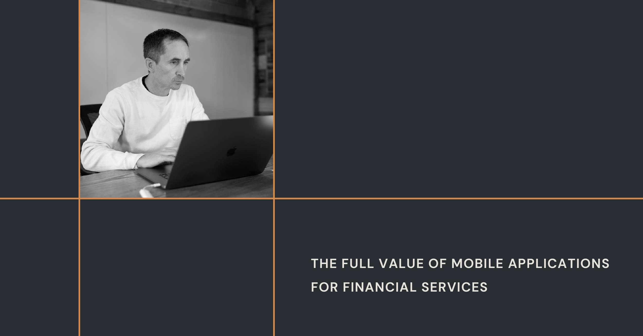 Mobile App for Financial Firm