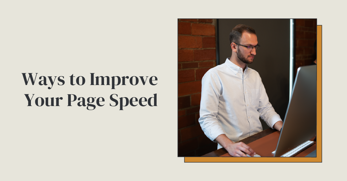 improving your page speed