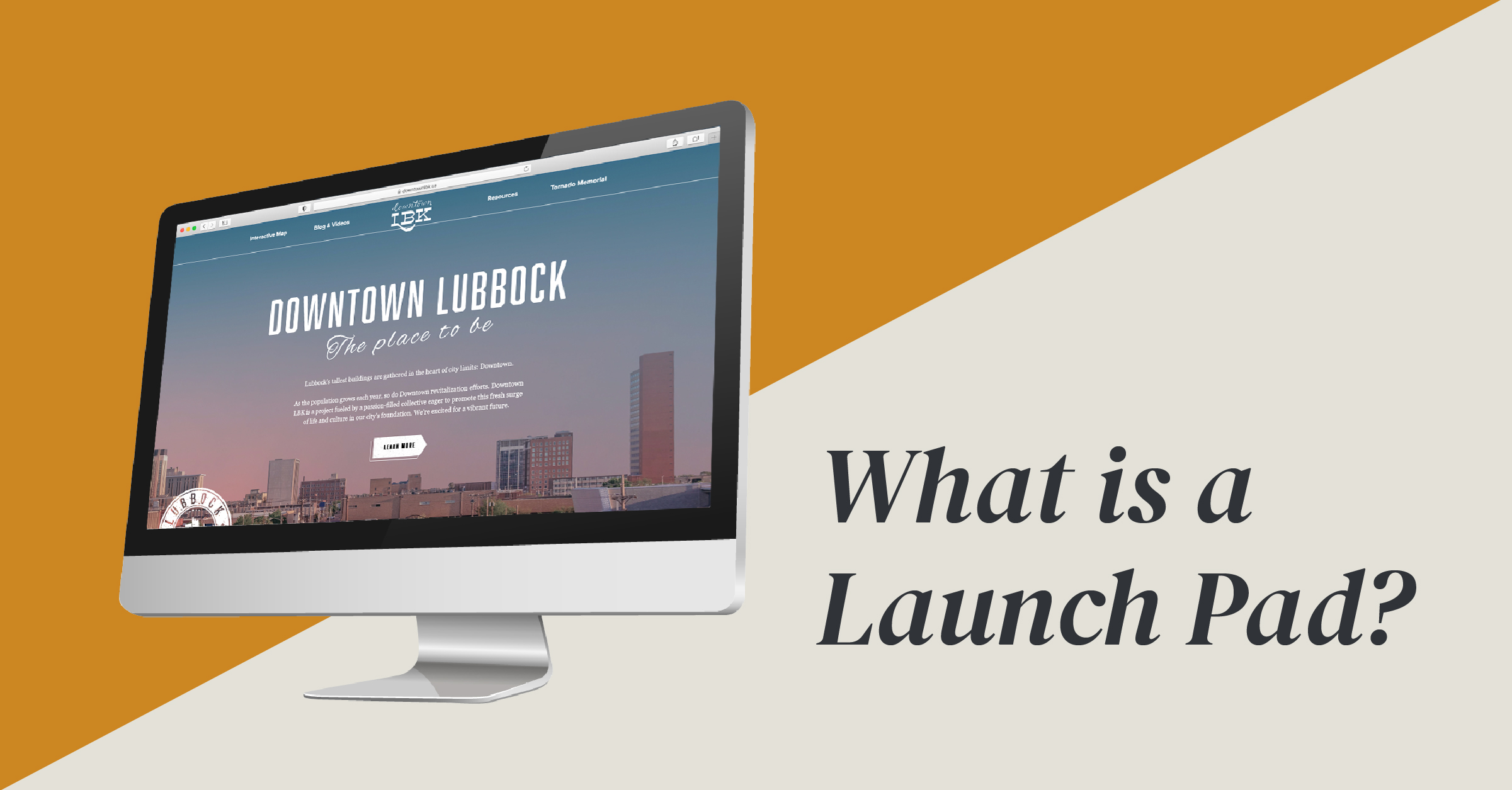 what is a launch pad