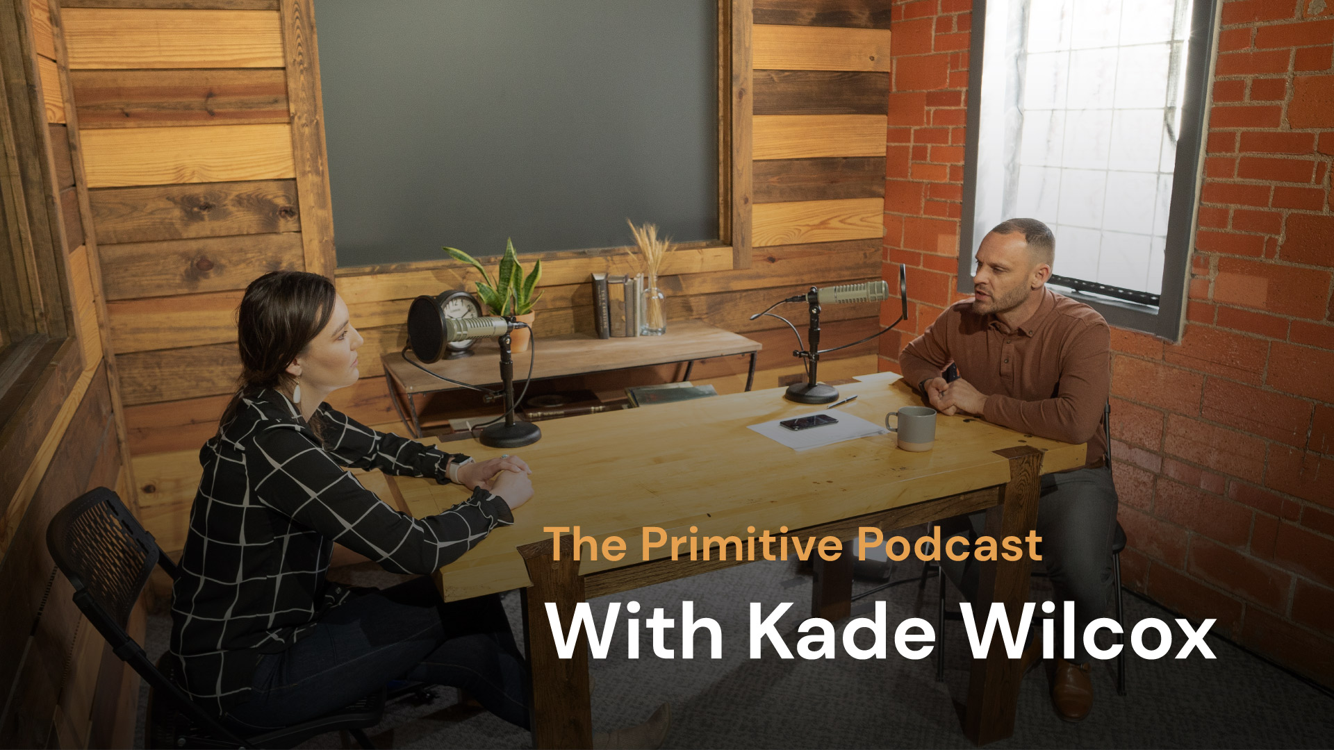 The Primitive Podcast: Kade Wilcox